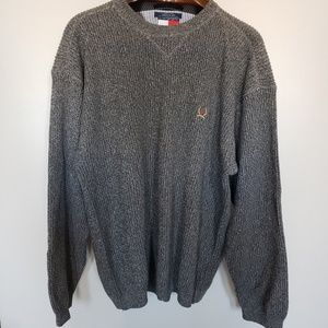 Tommy Hilfiger // ribbed knit pullover